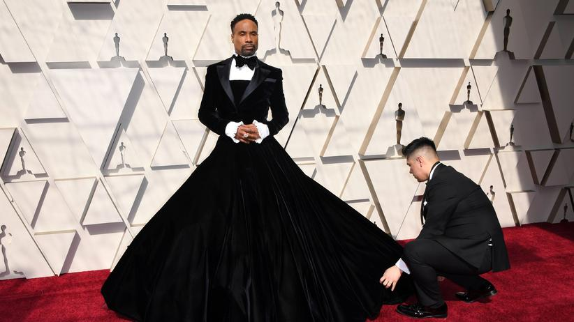 Oscars 2019: Ein Kleid im Anzug