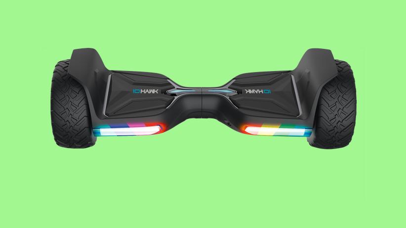 Hoverboard: Doch gar nicht so blöd