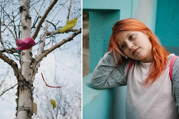 Jugend: Joana,11, wohnt im Berliner Ortsteil Altglienicke.