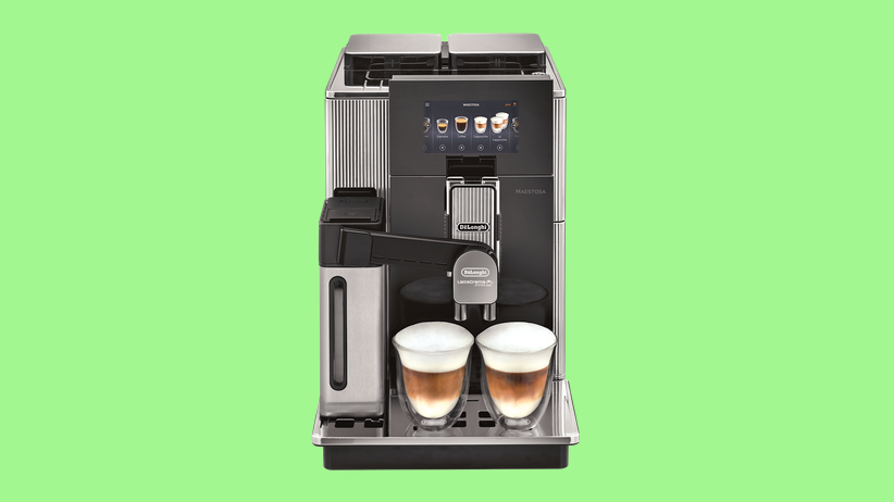 Kaffeevollautomat: Liebe ist kompliziert