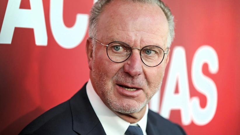 Karl-Heinz Rummenigge: Mit dem Essen spielt man nicht