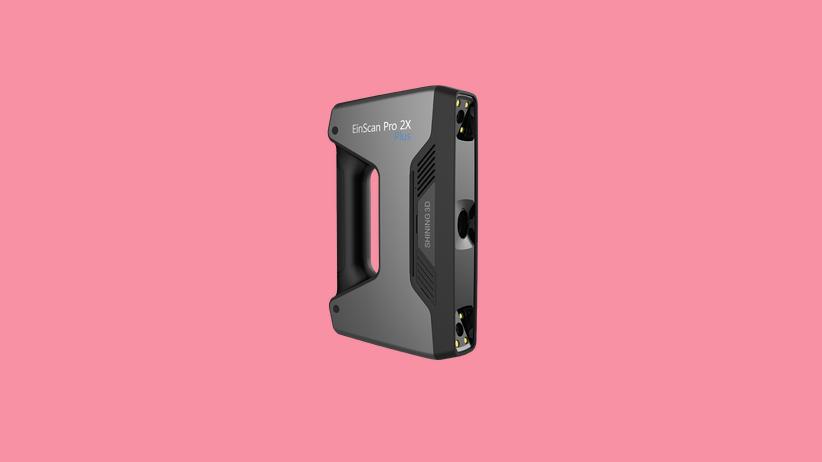 3D-Scanner: Wie mache ich mich mit 30 Zentimetern?