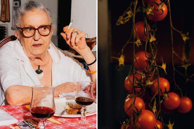 Küchenvorbild: Franca Sodi, 80, kocht nach Rezepten ihrer Großmutter.