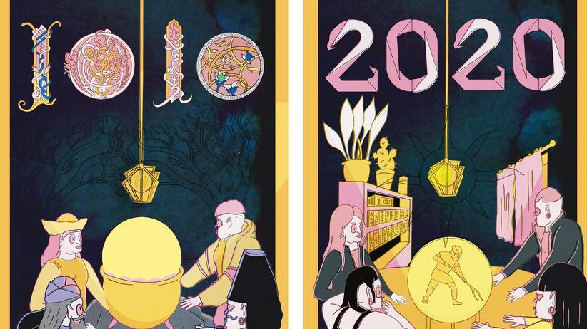 Europa 1010: Was kann uns das Jahr 1010 über die Gegenwart erzählen?