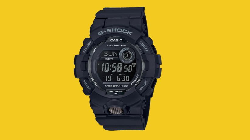 G-Shock: Lenkt nicht ab und macht ihren Job