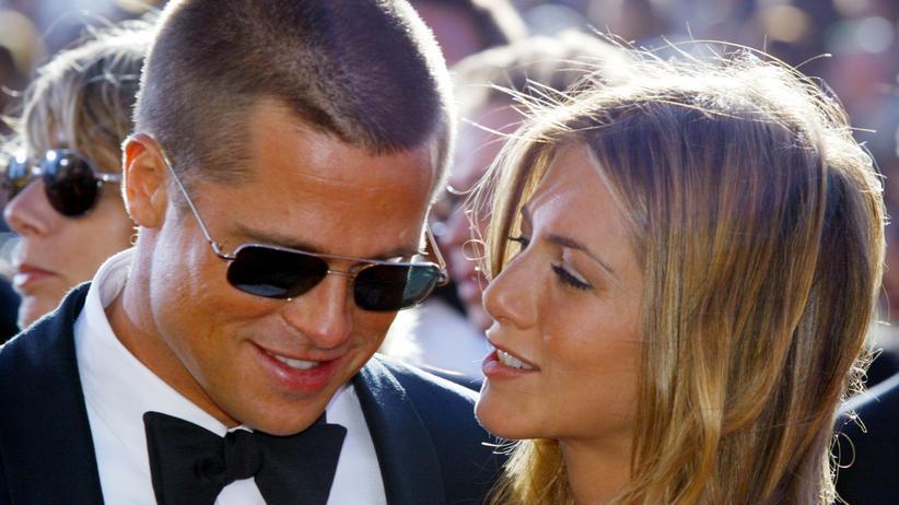 Brad Pitt und Jennifer Aniston: Dieses Baby ist eine Ente