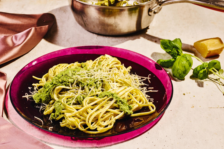 Pesto im Frühlingsgewand