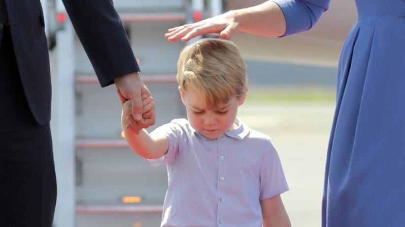 "Prinz George: ""Eines Tages, wenn Great-Granny tot ist …"""
