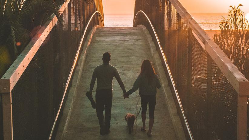 Die großen Fragen der Liebe: Darf sie sich für die Liebe von ihm abhängig machen?