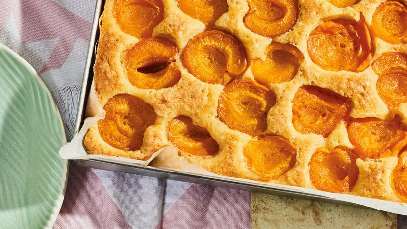 Aprikosenkuchen: Der Kuchen für den Moment