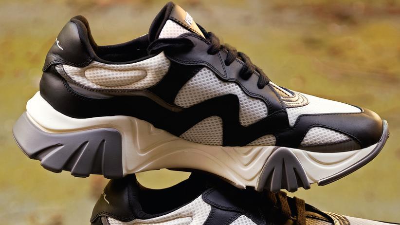 Ugly Sneaker: Macht Füße groß