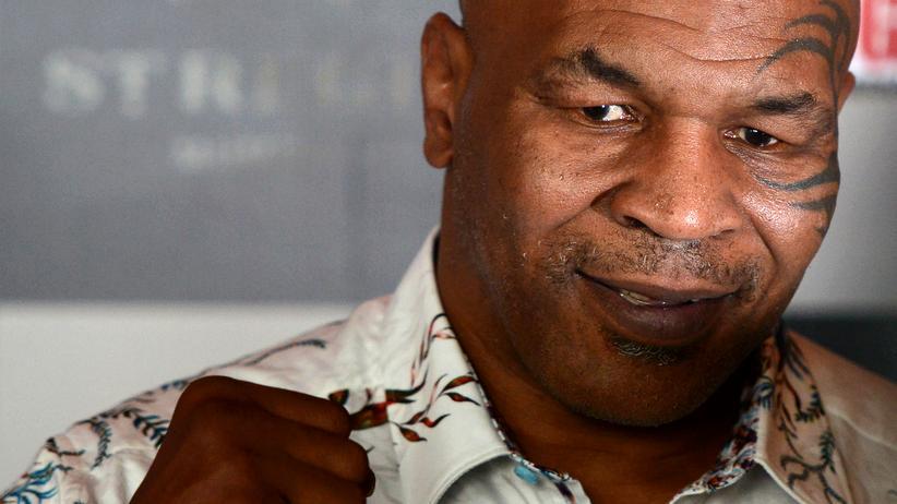 Mike Tyson: Der Hanf des K.-o.-Königs