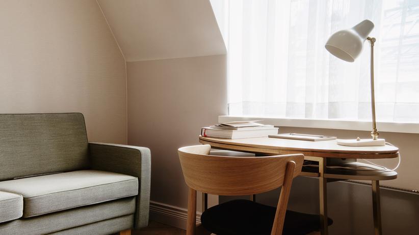 St. George, Helsinki: Ein Zimmer, das einem zu einem besseren Menschen macht