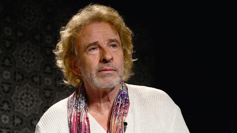 Thomas Gottschalk : Herbstbunt ist das neue Herbstblond