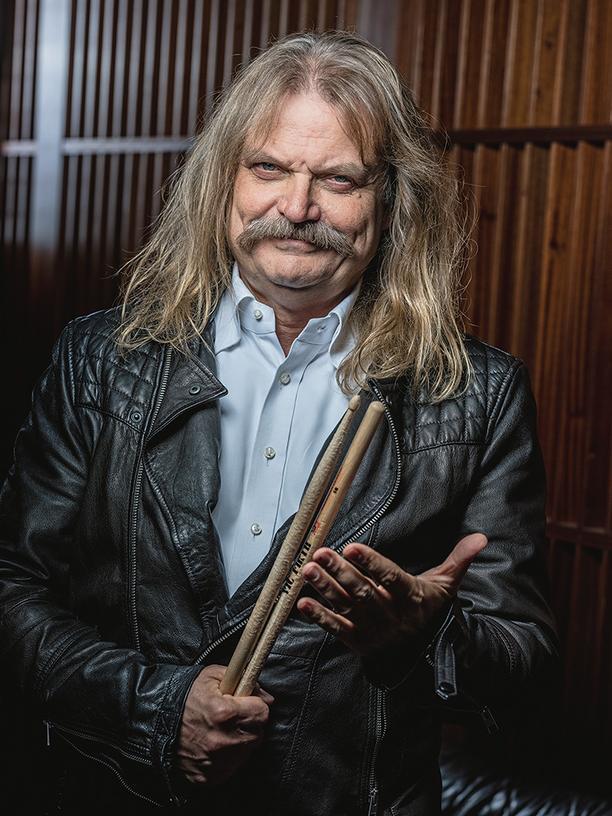 Leslie Mandoki: Als der Musiker es im kommunistischen Ungarn nicht mehr aushielt, wagte er die Flucht.