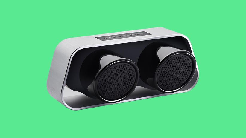 Bluetooth-Lautsprecher: Beim Start röhrt der Motor