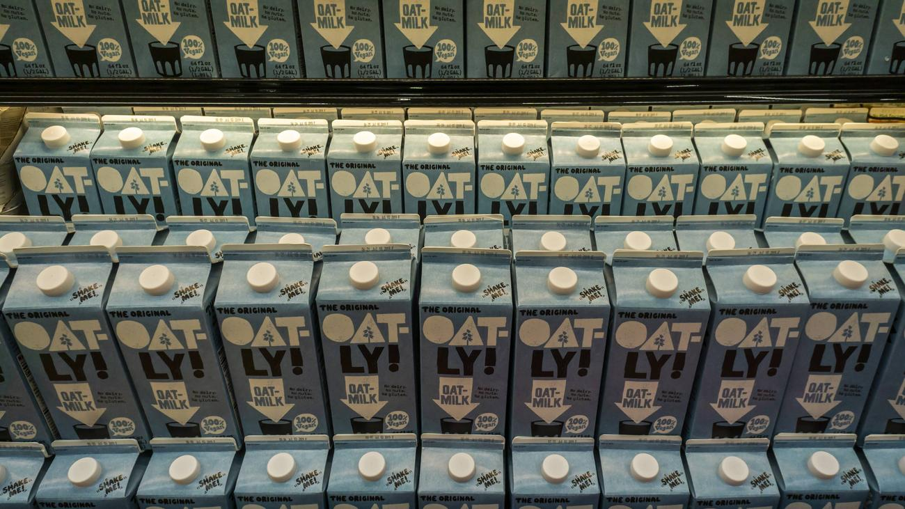 Oatly: Die böse Milch