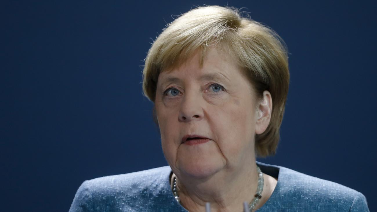 Angela Merkel: Hat der noch alle Sterne im Banner?