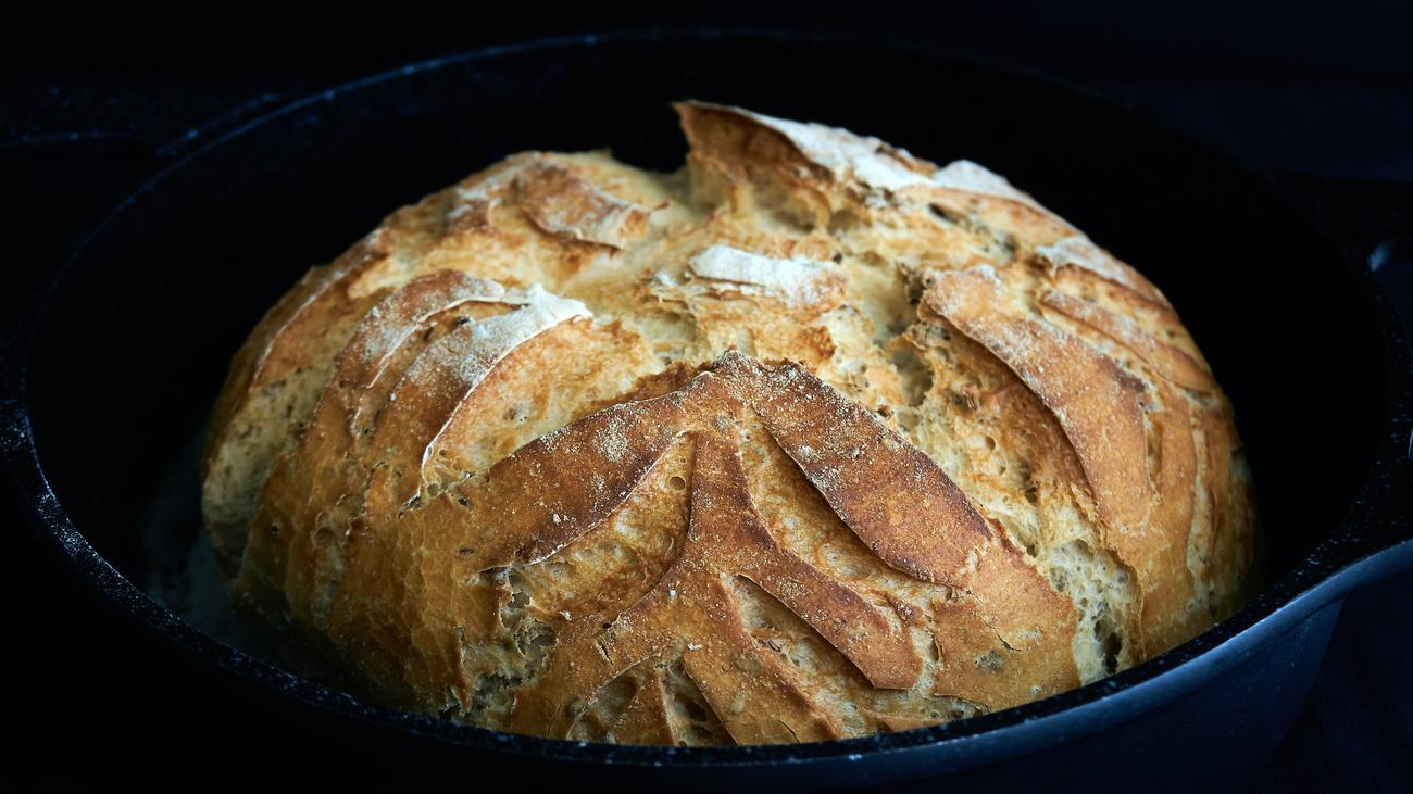 """Sauerteigbrot: """"Du solltest auch mal Brot backen!"""""""