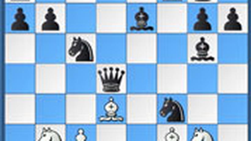 zeit schach