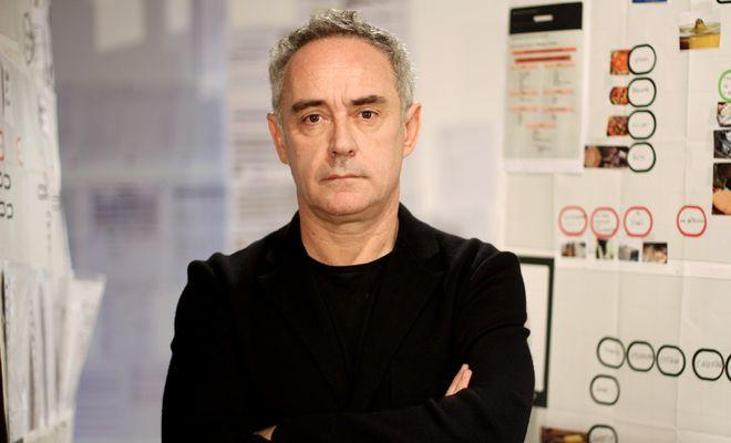 Ferran Adrià: Ferran Adriàn in seinem Bullilab in Barcelona
