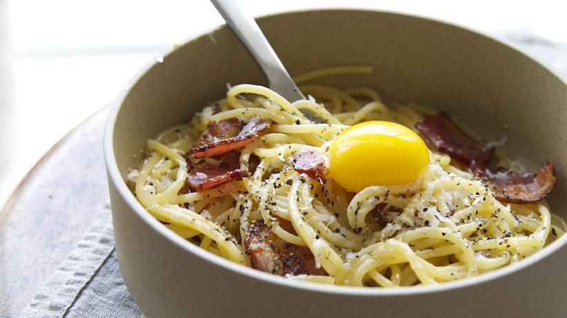 Carbonara US Style: Vier Rezepte für Pasta ohne Tomaten