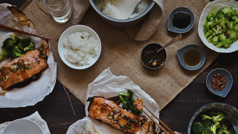 Sonntagsessen : Asiatischer Leichtsinn