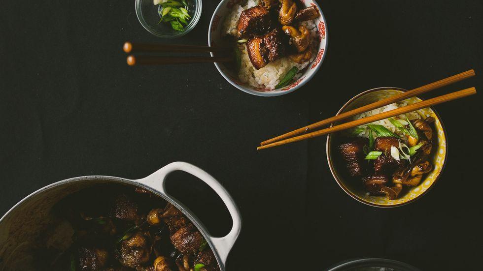 Sonntagsessen: Essen, China, Asien