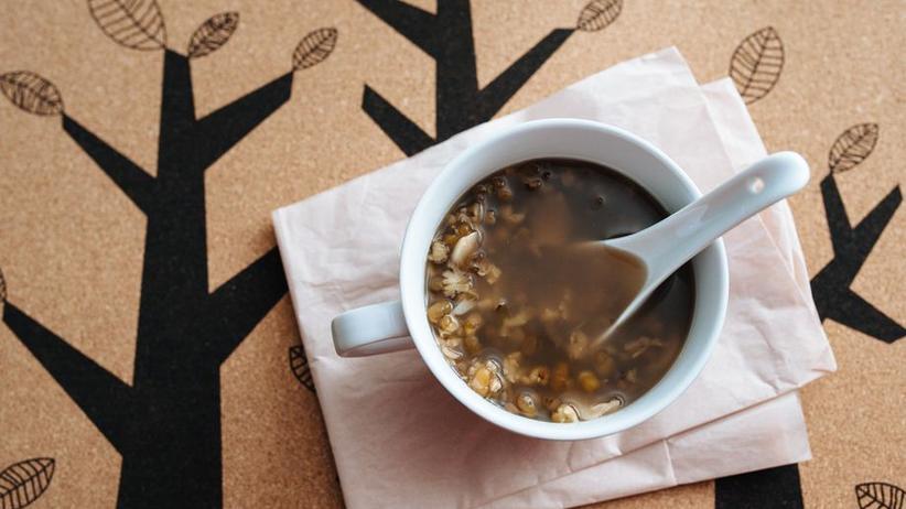 Mungbohnensuppe