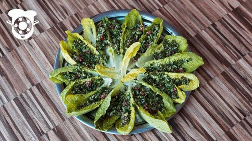 Arabische Küche : Erfrischender Mittag