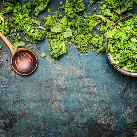 Grünkohl: Trendgemüse mit Traditionsbewusstsein: der Grünkohl