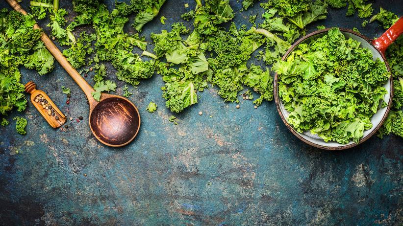 Grünkohl: Der Opa unter den Hipstern
