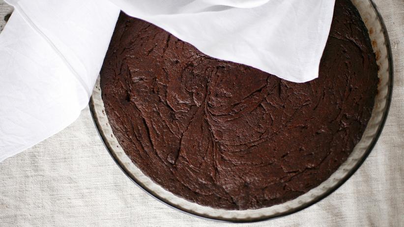 Engadiner Schokoladentorte