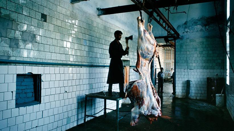 Tiere essen: Das Tier im Menschen