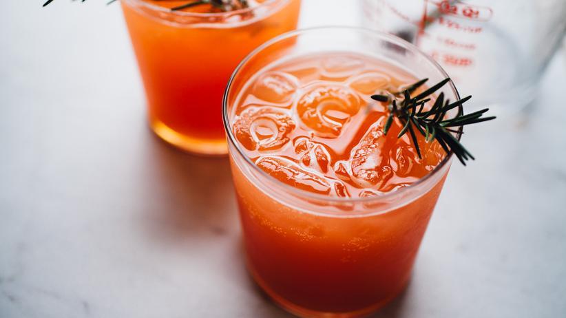 Grapefruit Kombucha