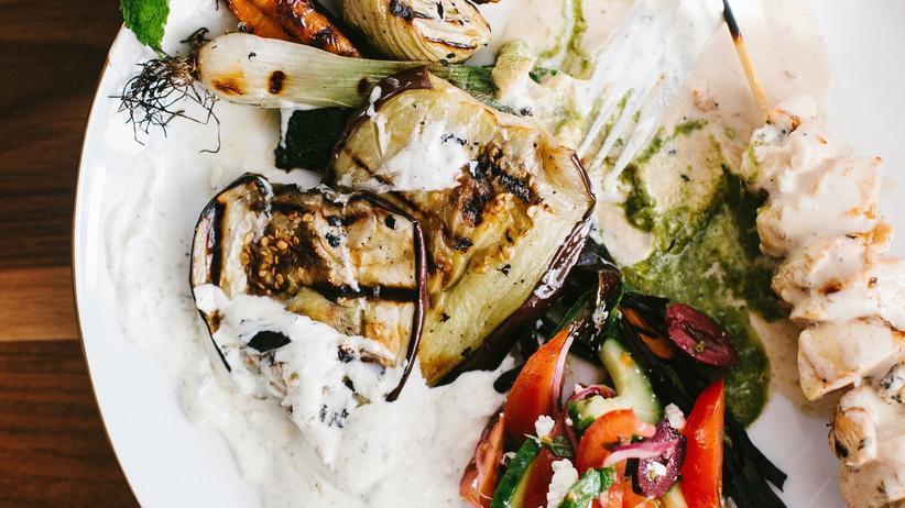 Grillgemüse: Appetit auf den ersten Blick