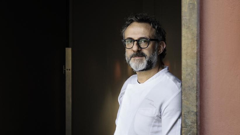 """Massimo Bottura: """"Die wichtigste Zutat ist Kultur"""""""