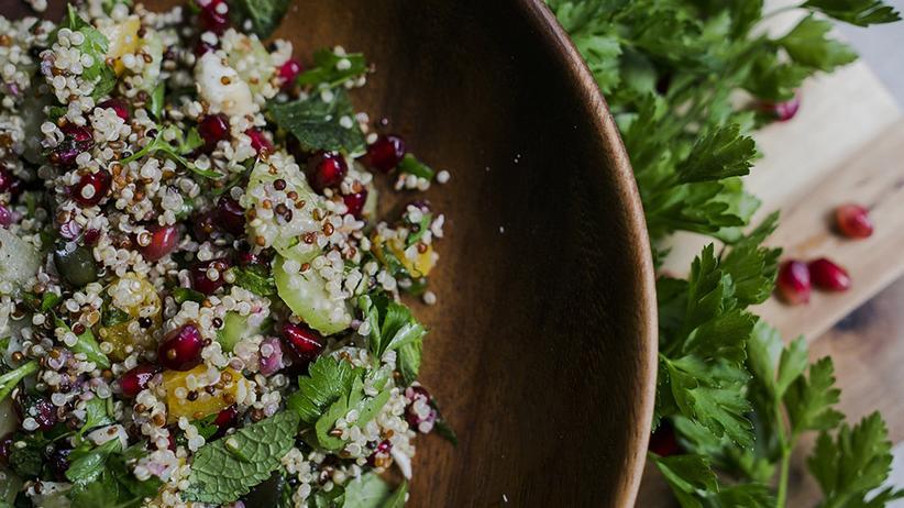 Orientalische Küche: Ein Gruß aus Tel Aviv
