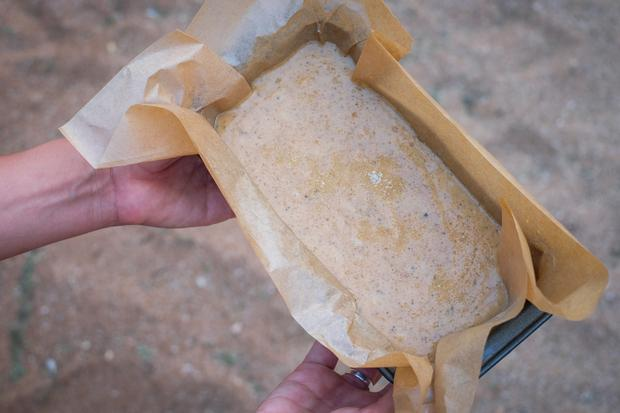 Lamu Gewürzkuchen