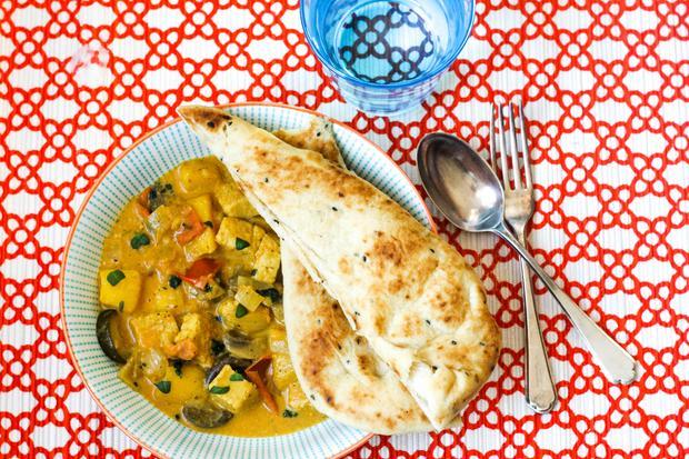 Mango-Kokosnuss-Curry