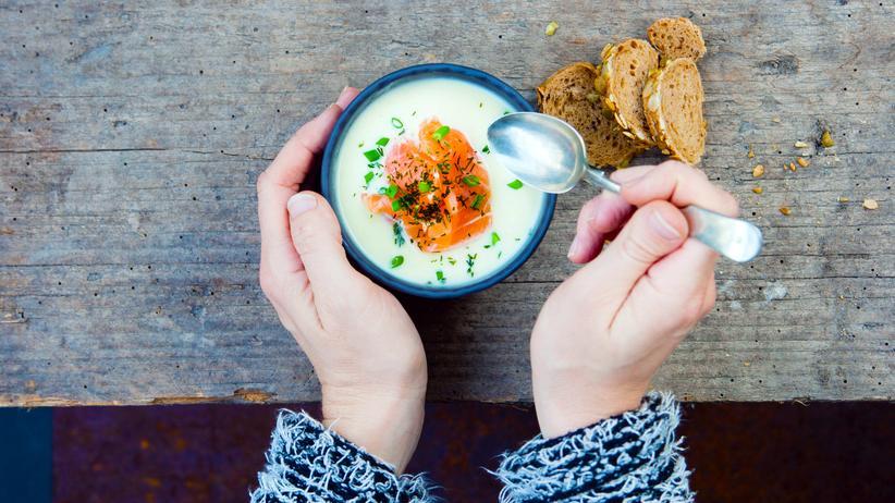 Brokkolisuppe: Vier Suppen zum Zuhausebleiben