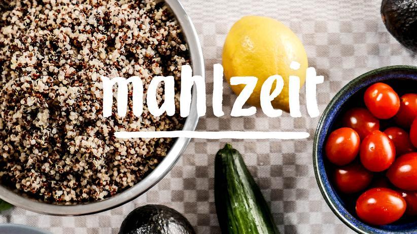 Hühnchen mit Quinoa: Die bessere Kantine
