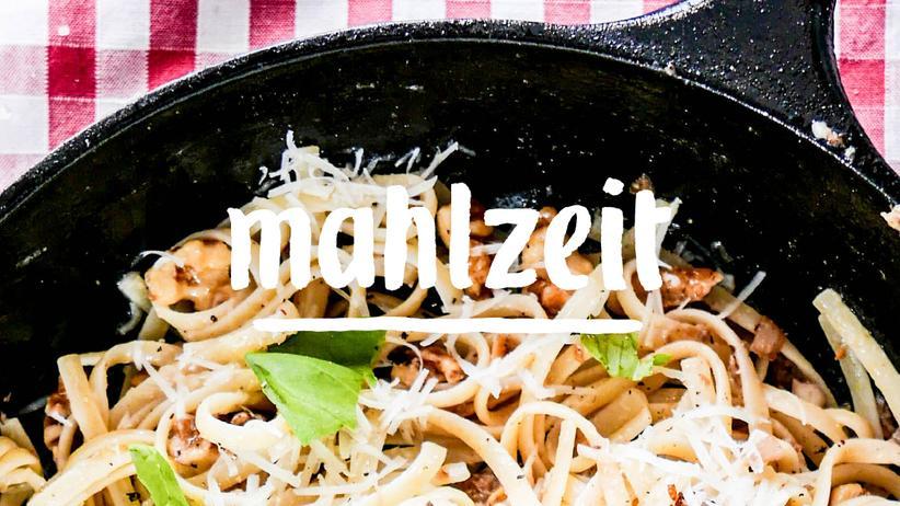 Linguine mit Sardellen: Eine kulinarische Postkarte