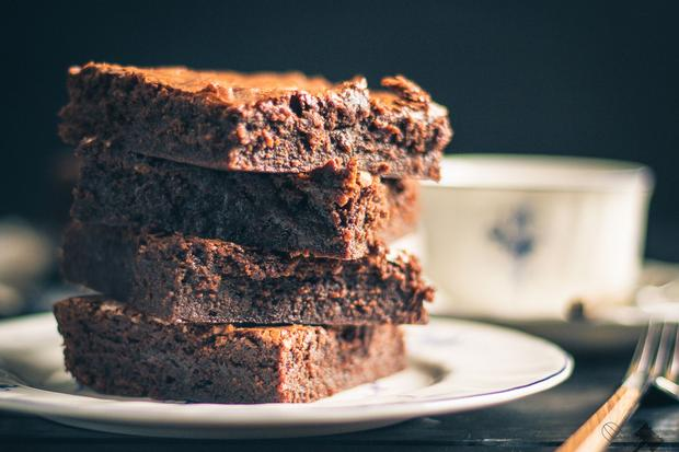 Chocolate Fudge Brownies: Fudgier-than-fudge