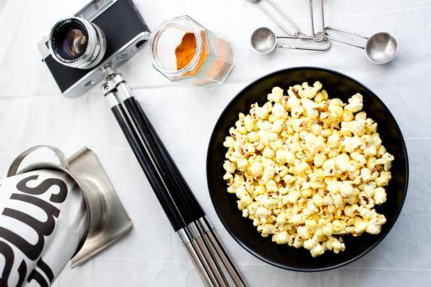 Sonntagsessen: Popcorn