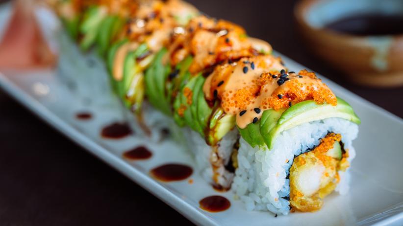 Japanische Küche: Gerollte Perfektion