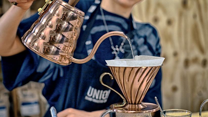 Kaffeekultur: Crema entsteht nur unter Druck