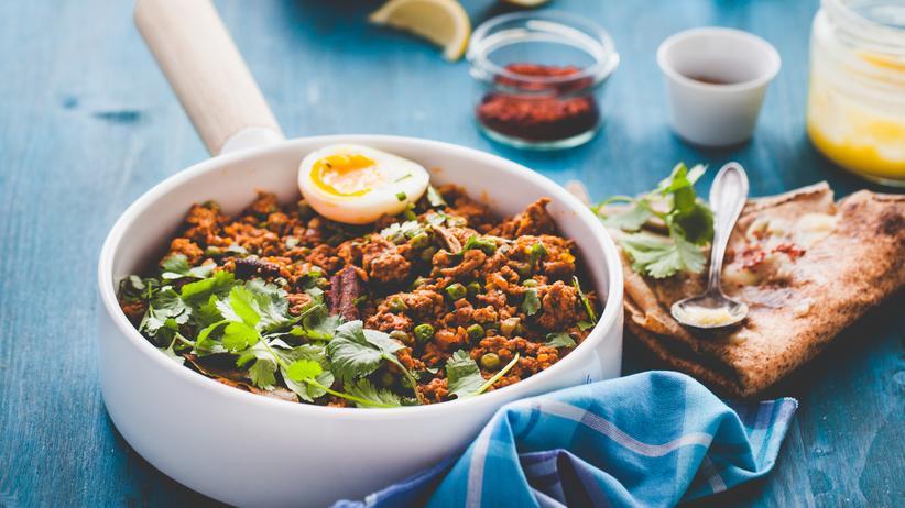 Indische Küche: Curry für Weltenbummler