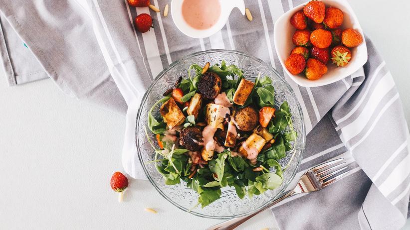 Vegane Küche: Salat kann so sexy sein