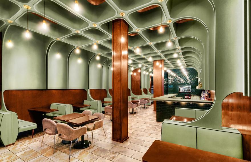 Restaurant-Architektur: Es ist angerichtet | ZEITmagazin